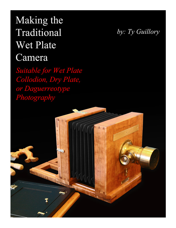 Making the Traditional Plate Camera